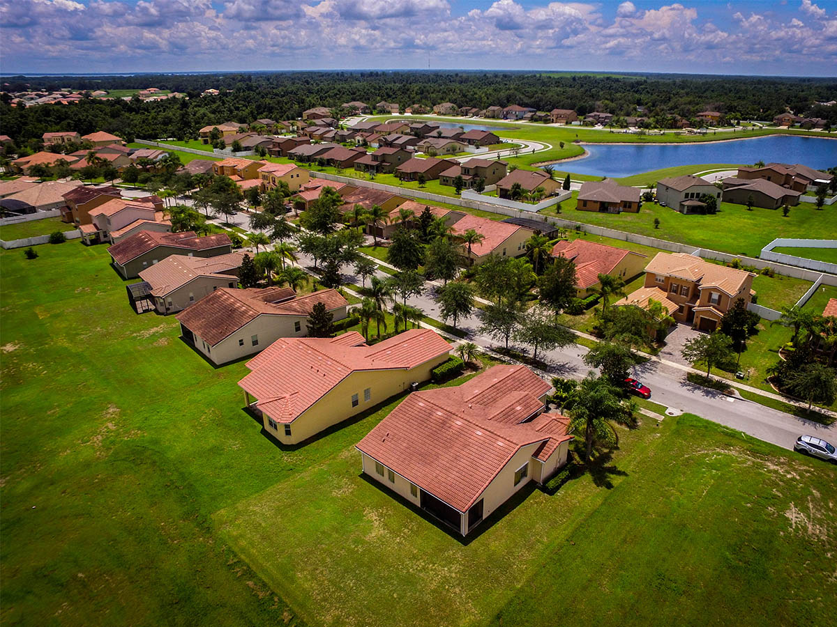 Aerial Photography Kissimmee